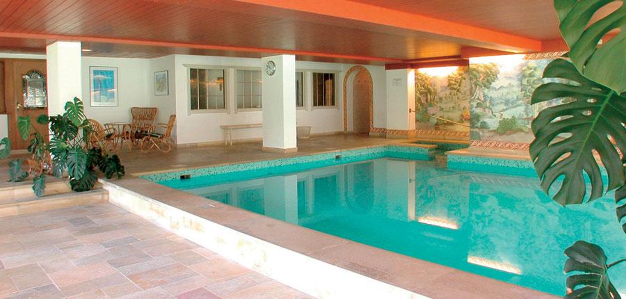 Sporthotel Austria, St. Johann, Austria - Indoor pool area.jpg
